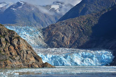 Glacier Royalty Free Stock Photo