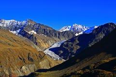 glacier tyrolien Image libre de droits