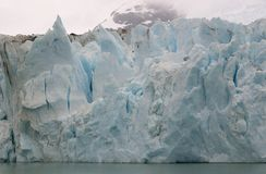 Glacier Upsala Royalty Free Stock Photo