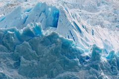 Glacier Upsala. Argentina Snow Cold Water Royalty Free Stock Photography