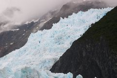 Glacier Upsala. Argentina Snow Cold Water Stock Images
