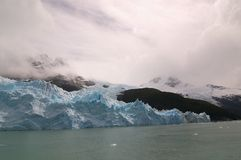 Glacier Upsala. Argentina Snow Cold Water Stock Photography