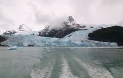 Glacier Upsala Stock Images