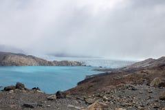 Glacier Upsala Royalty Free Stock Photo