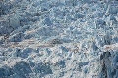 Glacier view in Alaska Stock Photography