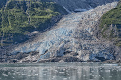 Glacier view in Alaska Royalty Free Stock Photography
