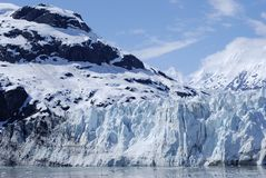 Glacier Wall royalty free stock photography