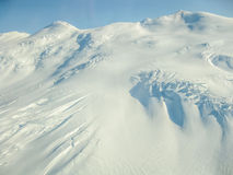 Snowy mountain Stock Photos
