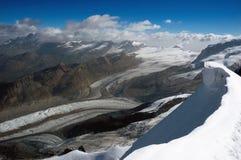 Glaciers Royalty Free Stock Photos