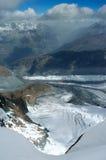 Glaciers Stock Photography