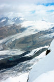 Glaciers Royalty Free Stock Photo