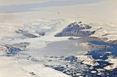 Glaciers du Groenland, photographie stock libre de droits