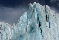 Glaciers in Eastgreenland Stock Images