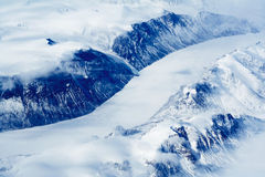 Glaciers of Greenland Royalty Free Stock Image