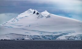 Free Glaciers In The Antarctic Peninsula Royalty Free Stock Photos - 176628038