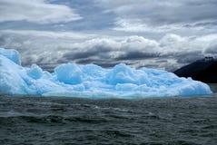 Glaciers in Laguna San Rafael Royalty Free Stock Images