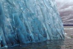 Glaciers in Laguna San Rafael Stock Images