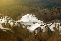 Glaciers. Stock Photo