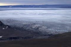 Glaciers of the Northern island Novaya Zemlya 2 Stock Photography