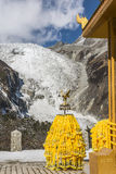 Glaciers relics Stock Photos