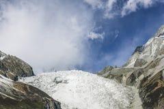 Glaciers relics Royalty Free Stock Photos