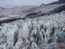 Glaciers Stock Photography