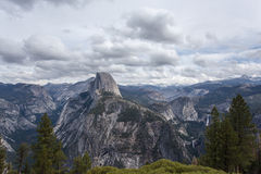 Glaciier-Punkt, Yosemite Stockfotos