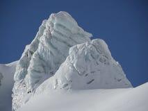 Glaciärnärbild Royaltyfria Foton
