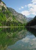 glacjalny jezioro Fotografia Stock