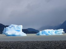 glacjologia Obrazy Stock