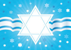 Glad background to the Jewish holiday Royalty Free Stock Photography