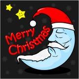 Glad christmas1 arkivfoton