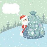 Glad jul! Royaltyfria Bilder