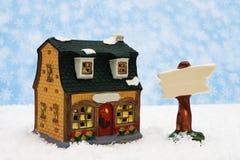 glad jul Fotografering för Bildbyråer