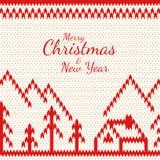 Glad jul och nya år Royaltyfri Foto