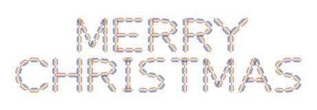 Glad jul som göras i regnbågefärger Arkivfoto
