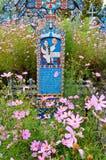 Glad kyrkogård Royaltyfri Fotografi