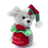 glad mus för jul Royaltyfri Foto