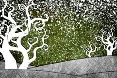 glad texturerad xmas för daggrunge Royaltyfri Bild