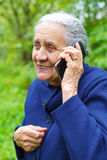 Glad you called! Royalty Free Stock Photo