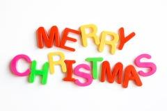 glada cristmas Arkivfoton