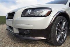 Gladde auto Stock Afbeelding