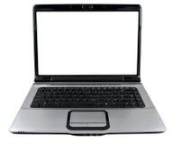 Gladde Laptop met het Knippen van Weg Stock Afbeeldingen