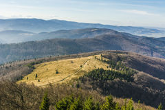 Glade Mountain Stock Photography