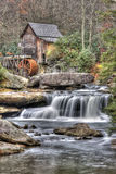 Glade River Gristmill Stock Photo