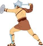 Gladiador Imagenes de archivo