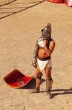Gladiador Imagens de Stock