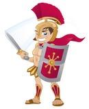 Gladiador stock de ilustración
