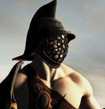 Gladiador Fotografia de Stock
