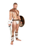 gladiateur Image libre de droits